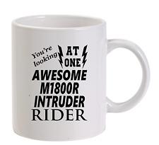 Awesome M1800R Intruder Rider Tasse Anniversaire Drôle Papa Suzuki