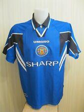 Manchester United 1996/1997 Third Sz XL Umbro 3rd shirt jersey maillot football