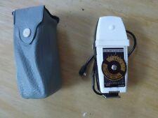 Very rare collectable HANIMEX dual compact folding fan BC flashgun II