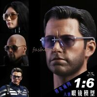 1/6 Sunglasses Model Female Male Action Figure Accessory Scene Props YMtoys