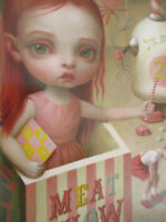 Mark Ryden Signed Funky Art Artist Bunnies and Bees pop surrealism Lowbrow 2001