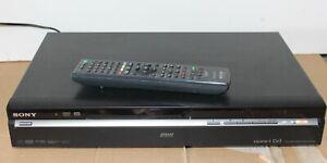 SONY 160 GB RDR-HXD870        HARD DRIVE DVD RECORDER