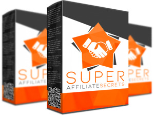 Super Affiliate Secrets - In Depth Video Course Lifts The Lid On Super Affiliate