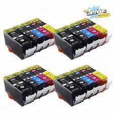 20 PK PGI-220 CLI-221 Ink for Canon Pixma MX860 MX870 MP640 MP620 iP3600 iP4600