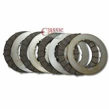 BSA C15 B25 B40 Plain and Friction Plates Set of 8 57-2725