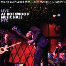 Jim Campilongo Trio - Live At Rockwood Music Hall NYC w/ Josh Dion CD SEALED NEW