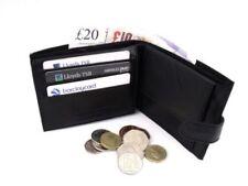 Herren-Geldbörsen aus Leder mit Kreditkartenfach