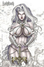 Lady Death Revelations #1 Risque Comic Book