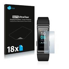18x Huawei Band 4 Pro Displayschutzfolie Klar Transparent Schutzfolie