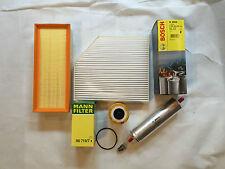 SET FILTRO FILTRI OLIO FILTRO ARIA Polline Filtro Carburante Filtro AUDI a4 a5 a6