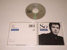 Peter Gabriel/così (PGCD 5) CD Album