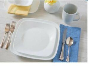 New* Corelle Dinnerware Set 8 Piece