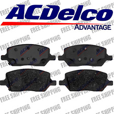 Rear Disc Brake Pads Set Ceramic For Buick Terraza Chevy Uplander Saturn Relay