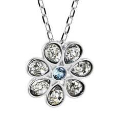 Сваровски женские кулон Астрид цветочные серебра покрытые родием с цепочкой 5055515