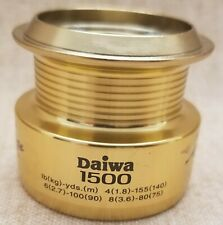 Team Daiwa 1500 Advantage Fishing Reel Extra Spool New Old Stock