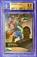 2004 eTopps #45 Carmelo Anthony ROOKIE BGS 9.5 Gem Mint - 3 x 9.5 + 10