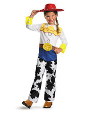 "Jessie Classic Kids Costume, Small, Age 4 - 6, HEIGHT 3' 6"" - 4'"