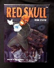 Red Skull Resin Statue DC Comics Diamond Select Captain America 2001