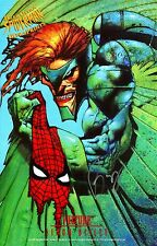 "SPIDER-MAN ULTRA PRINT ""VULTURE"" SIGNED BY ARTIST SIMON BISLEY"