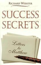 New, Success Secrets: Letters to Matthew, Richard Webster, Book