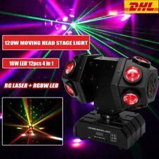120W Laser RGBW LED Moving Head DJ Bühnenlicht DMX Licht effekt Show Disco UKing