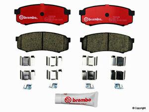 Disc Brake Pad Set-Brembo Rear WD Express 520 06060 253