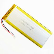 3.7V 3500mAh 3955136 lipo polymer Rechargeable Battery For Power bank tablet PC