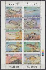 Vereinigt 79t1 3 Länder Arabische Halbinsel Fische,muscheln,schalentiere Sehen Mittlerer Osten