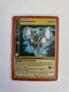 Metazoo Cryptid Nation 1st Edition Quetzalcoatlus Reverse Holo IN HAND UK