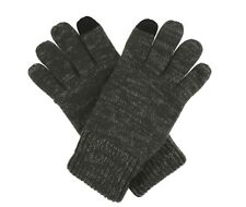 The North Face 244540 Mens Winter Gloves Gray/Olive Size Small/Medium