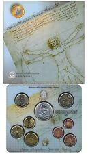 DIVI2005AG] DIVISIONALE UFFICIALE MONETE  EURO ITALIA 2005 CON ARGENTO - FELLINI