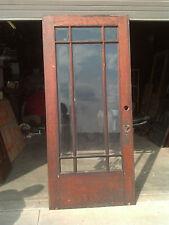 Prairie style beveled glass door (Ed 13)