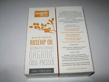 3 x 50ml ROSE HIP VITAL PLUS Rosehip Oil ACO Certified & Cold Pressed Anti-Aging