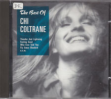 Chi Coltrane - the best of CD