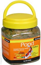 Pond One P1-26580 Pond Flakes 200g Bottle for Pond Fish