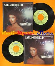 LP 45 7'' SALLY OLDFIELD Mirrors Night of the hunter's moon 1978 italy cd mc*dvd