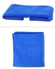 "1PC New Blue 12""x12"" Microfiber Micro fiber Towel Cleaning Cloth ultra absorbent"