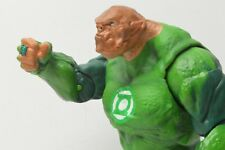 "Kilowog Action Figure Green Lantern Mattel Movie Masters 6"" scale great shape"