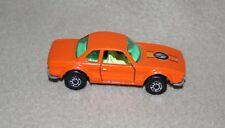 Matchbox Lesney Superfast No. 45 BMW 3.0 CSL 1976 Orange