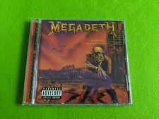 Megadeth - Peace Sells But Who's Buying Remastered CD Album