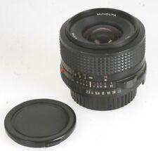 Minolta MD 2,8/28mm Objektiv #8088248 (Minolta MD Bajonett)