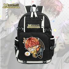 Hot Mystic Messenger 707 Backpack Bag Knapsack Packsack Travel Satchel Messenger