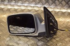 01-07 NISSAN X-TRAIL T30 PASSENGERS NEAR SIDE LEFT ELECTRIC WING MIRROR (W1)