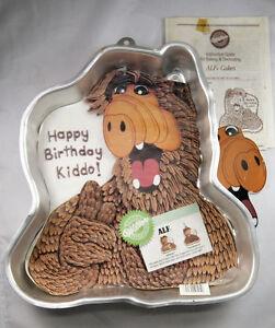 Alf Cake Pan from Wilton 2705