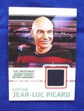 Star Trek TNG Quotable Costume Card C1 Jean Luc Picard