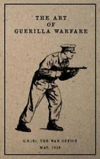 The Art of Guerilla Warfare: May, 1939
