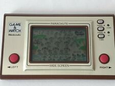 Vintage Nintendo Game & Watch Parachute wide Screen Japan/tested-c0823-