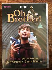 Derek Nimmo OH BROTHER! 1968-1970 BBC Monje Monasterio Comedia Series RARO GB