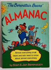 The Berenstain Bears in the Berenstain Bears' Almanac First Edition 1984