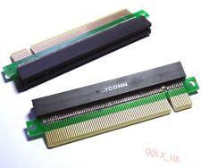 PCI-E 16x Slot PCI-Express Protector Riser Card 25mm - UK seller